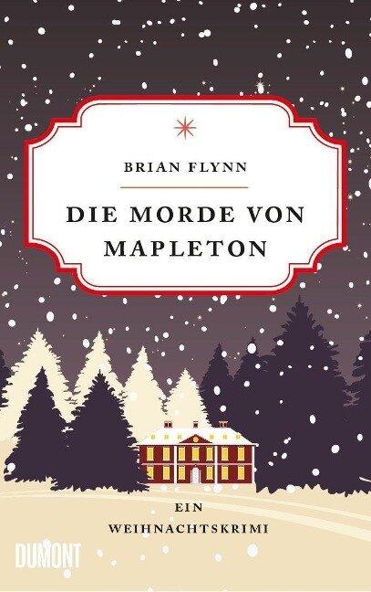 Die Morde von Mapleton - Bryan Flynn