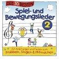 Lamp & Leute - Die 30 besten Spiel- und Bewegungslieder 2 - Simone Sommerland, Karsten Glück, Die Kita-Frösche