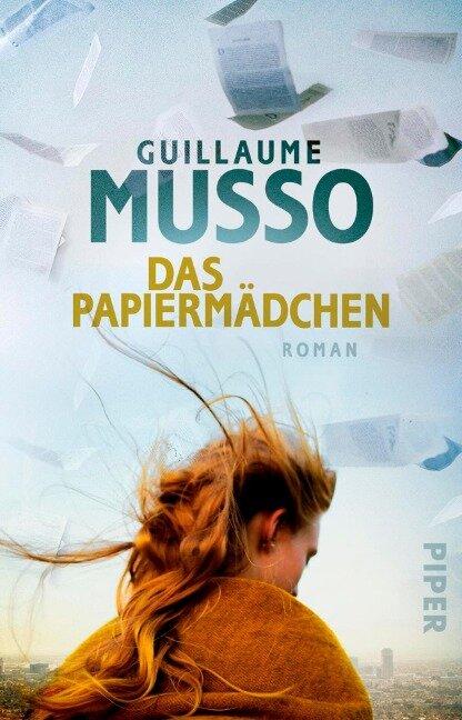Das Papiermädchen - Guillaume Musso