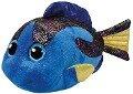 Aqua, Fisch blau 42cm -