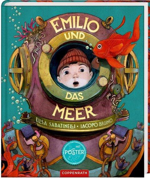 Emilio und das Meer - Elisa Sabatinelli