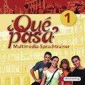 Qué pasa 1. CD-ROM für Windows Vista/XP/98/95. Gesamtschule, Gymnasium -