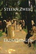Erzählungen - Stefan Zweig