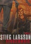 Millennium 04: Verdammnis Buch 2 - Stieg Larsson, Sylvain Runberg