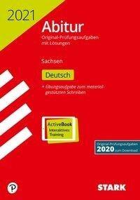 STARK Abiturprüfung Sachsen 2021 - Deutsch GK/LK -