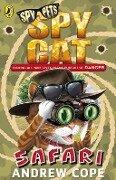 Spy Cat: Safari - Andrew Cope
