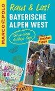MARCO POLO Raus & Los! Bayerische Alpen West -