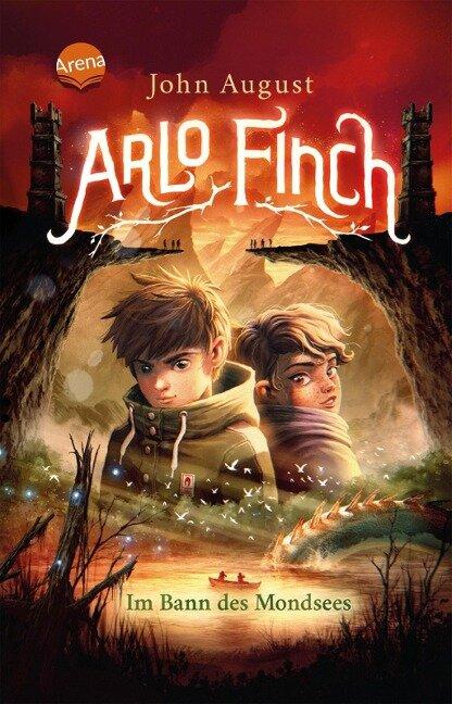 Arlo Finch (2). Im Bann des Mondsees - John August