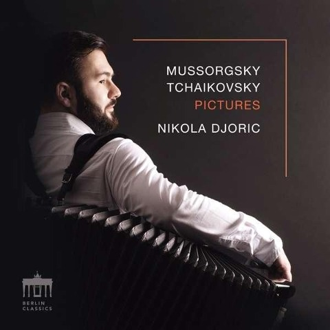 Nikola Djoric - Pictures - Nikola Djoric, Pjotr Iljitsch Tschaikowsky, Modest Petrowitsch Mussorgski