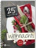 25 begeisternde Weihnachsrezepte -
