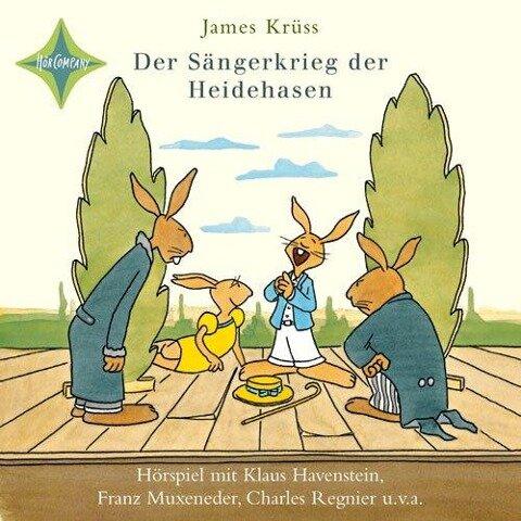 Der Sängerkrieg der Heidehasen - James Krüss