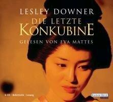 Die letzte Konkubine - Lesley Downer