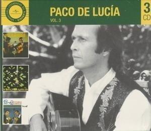 Caja Paco De Lucia Vol.3 (En Hispanoamerica/En Am - Paco De Lucia