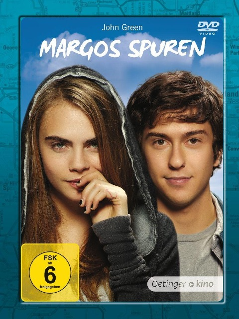 Margos Spuren (DVD) - John Green