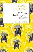 Ich bin so knallvergnügt erwacht - Joachim Ringelnatz