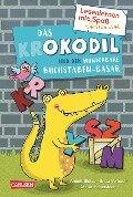 Das Okodil und der wunderbare Buchstaben-Basar - Annett Stütze, Britta Vorbach