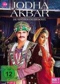Jodha Akbar - Die Prinzessin und der Mogul (Box 7) (Folge 85-98) -