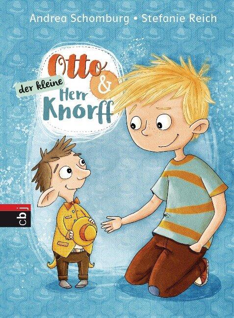 Otto und der kleine Herr Knorff - Andrea Schomburg