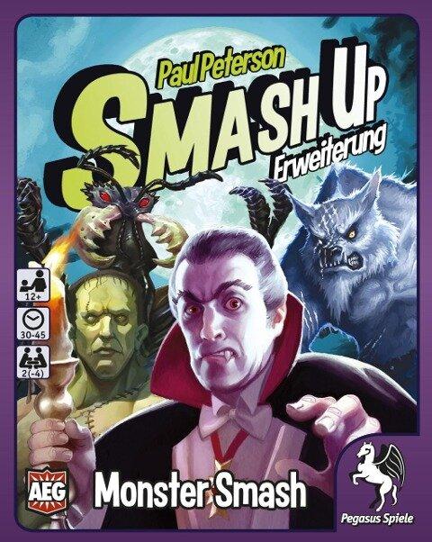 Smash Up: Monster Smash -