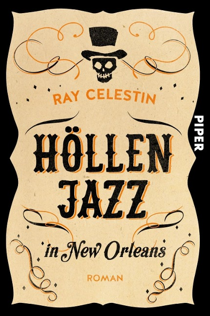 Höllenjazz in New Orleans - Ray Celestin