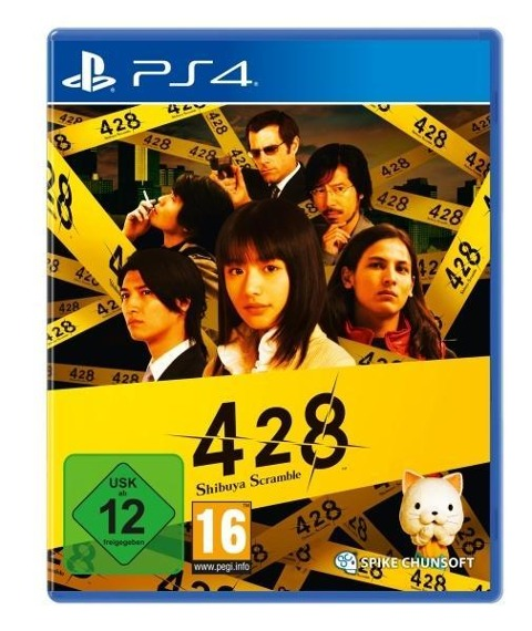 428 Shibuya Scramble (PlayStationPS4) -