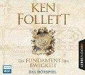 Das Fundament der Ewigkeit - Ken Follett, Rainer Quade