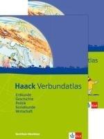 Haack Verbundatlas. Mit Arbeitsheft Kartenlesen. Sekundarstufe I. Ausgabe für Nordrhein-Westfalen -