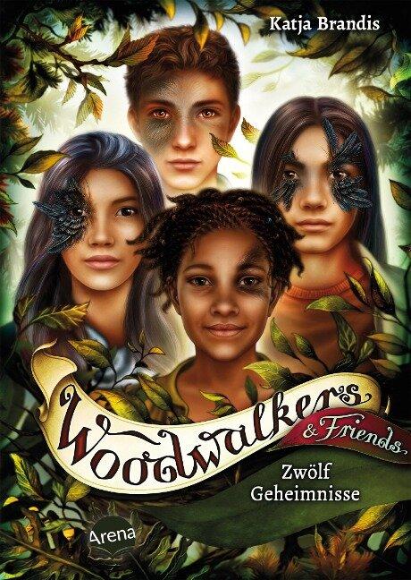 Woodwalkers & Friends (2). Zwölf Geheimnisse - Katja Brandis