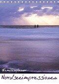 Nordseeimpressionen (Tischkalender 2019 DIN A5 hoch) - Lydia Weih