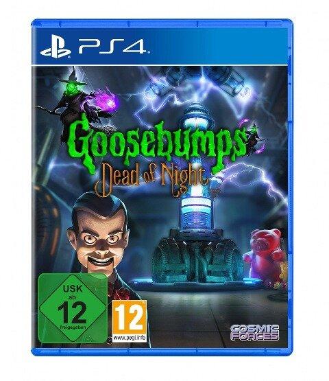 Goosebumps Dead of Night (PlayStation PS4) -