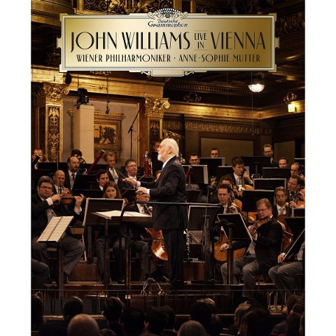 John Williams - Live in Vienna (Deluxe Edt.) - John Williams, Wiener Philharmoniker, Mutter