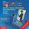 Leselöwen Stories About Detectives. CD - Manfred Mai