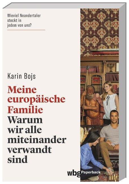 Meine europäische Familie - Karin Bojs