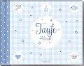 Taufe Album (blau) -