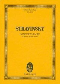 Concerto en ré - Igor Strawinsky