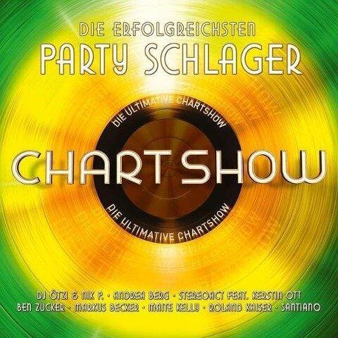 Die Ultimative Chartshow - Party Schlager -