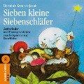 Sieben kleine Siebenschläfer - Dorothée Kreusch-Jacob