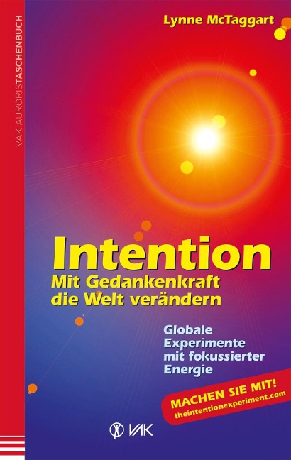 Intention - Lynne Mctaggart