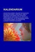 Kalendarium -