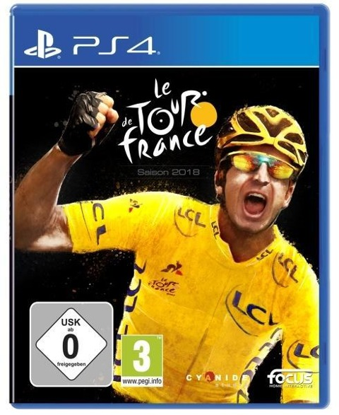 Tour de France 2018 (PlayStation PS4) -