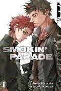 Smokin' Parade 01 - Jinsei Kataoka, Kazuma Kondou