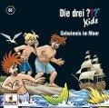 Die drei ??? Kids 66: Geheimnis im Meer - Ulf Blanck