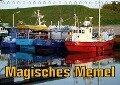 Magisches Memel - Litauens Tor zur Welt (Tischkalender 2017 DIN A5 quer) - Henning von Löwis of Menar