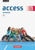 English G Access 01: 5. Schuljahr. Workbook mit Audio-CD und MyBook - Jennifer Seidl