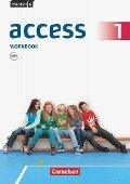 English G Access 01: 5. Schuljahr. Workbook mit mit Audios online und MyBook - Jennifer Seidl