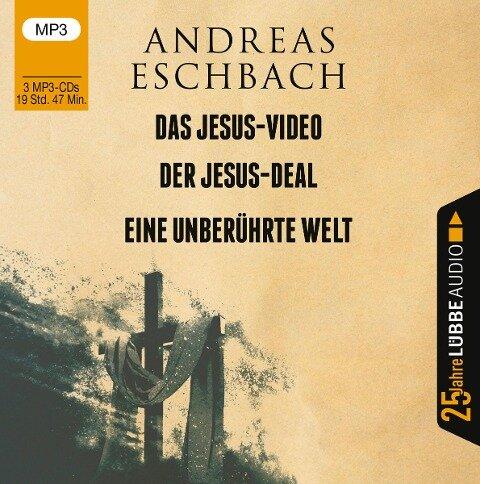 Das Jesus-Video / Der Jesus-Deal / Eine unberührte Welt - Andreas Eschbach
