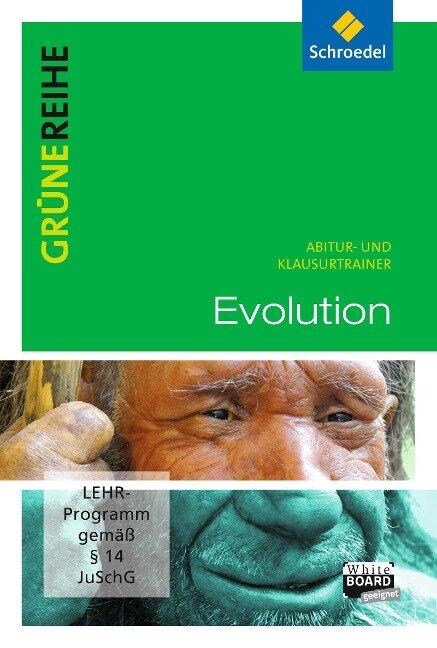 Grüne Reihe. Evolution. Abitur- und Klausurtrainer. CD-ROM -