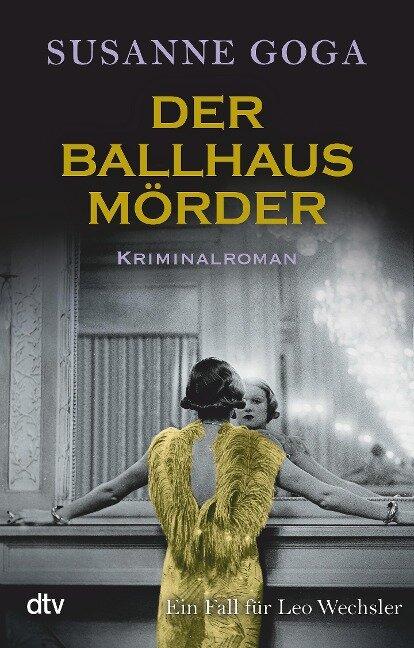 Der Ballhausmörder - Susanne Goga