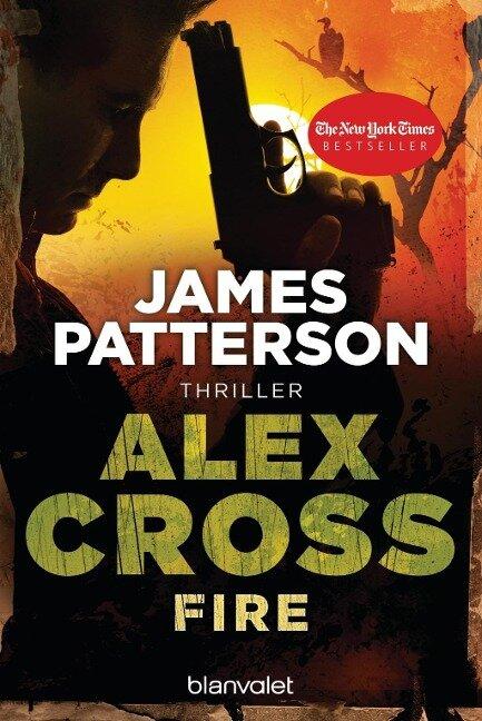 Fire - James Patterson