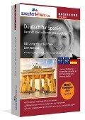Sprachenlernen24.de Deutsch für Spanier Basis PC CD-ROM -